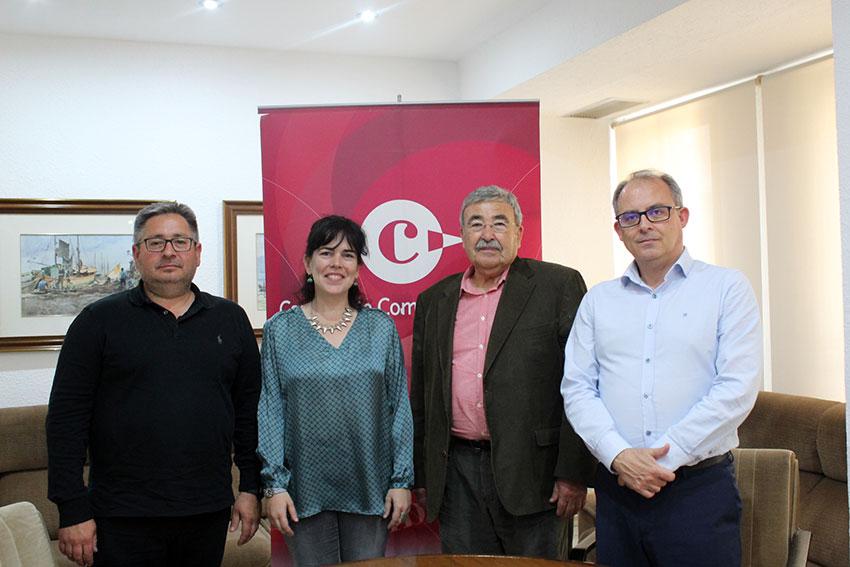 Conveni AEAU – Cambra de Comerç de Lleida