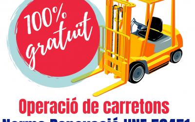 RENOVACIÓ-OPERACIÓ DE CARRETONS