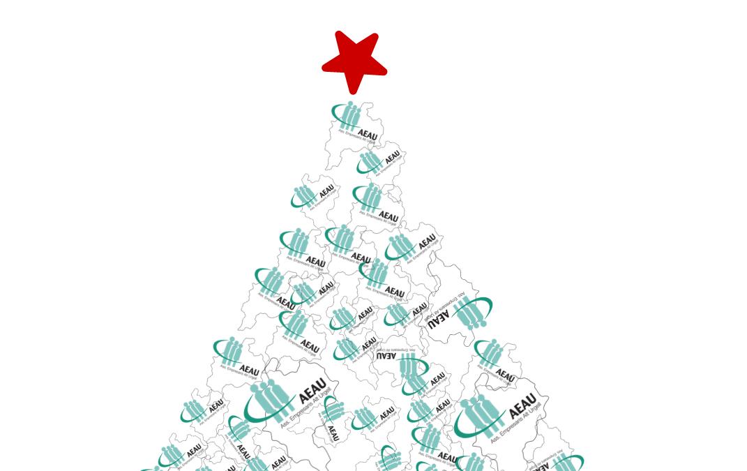 Us desitgem bones festes i un bon any 2020