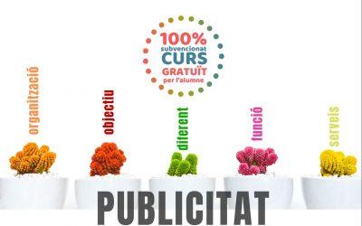 CURS: PUBLICITAT I COMUNICACIÓ EXTERNA DE L'EMPRESA