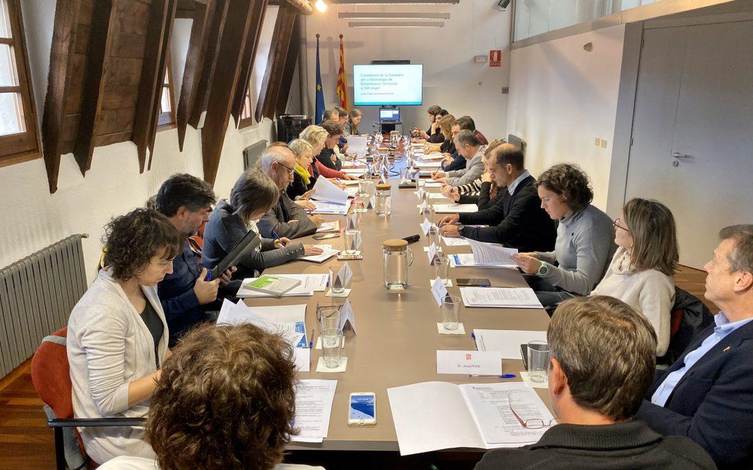 El Govern constitueix la Comissió Territorial per a l'estratègia de dinamització socioeconòmica 'Un país d'oportunitats, un país viu' a l'Alt Urgell
