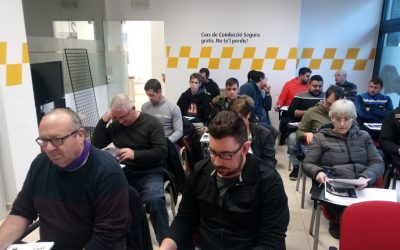 INICI de curs OPERACIÓ DE CARRETONS